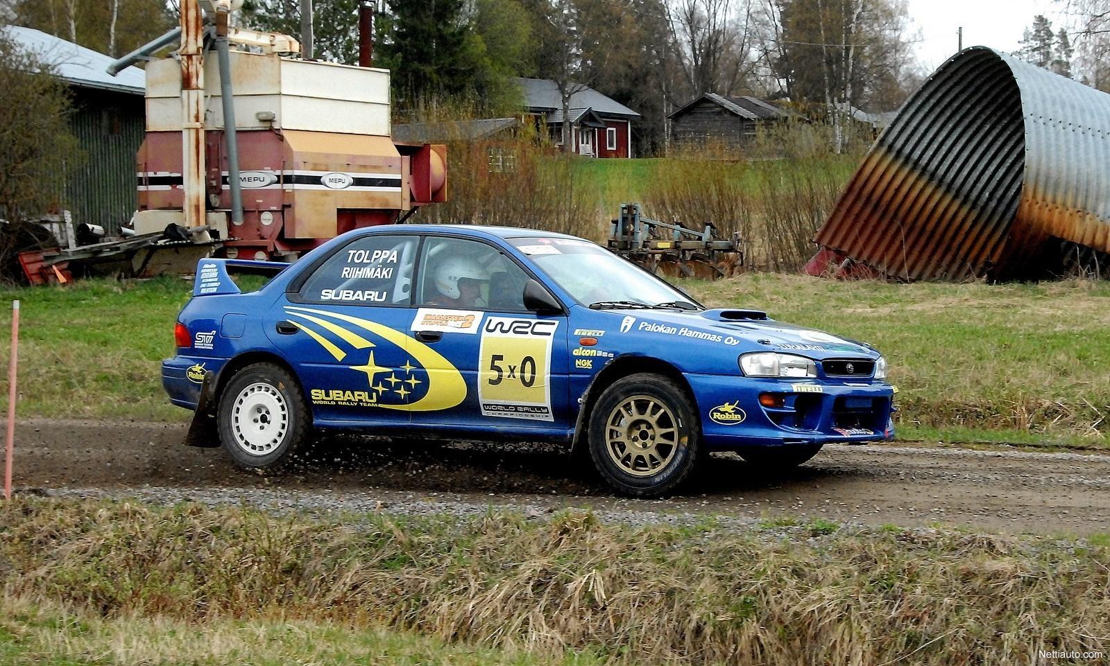 Subaru Race Car >> Subaru Impreza 2 0 Gt Tbo 4d 4wd Racing Vehicle 1996 Used