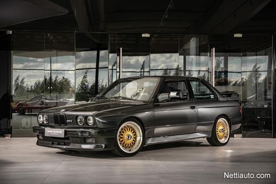 BMW E30 M3 >> Bmw M3 E30 M3 Museorekisterissa