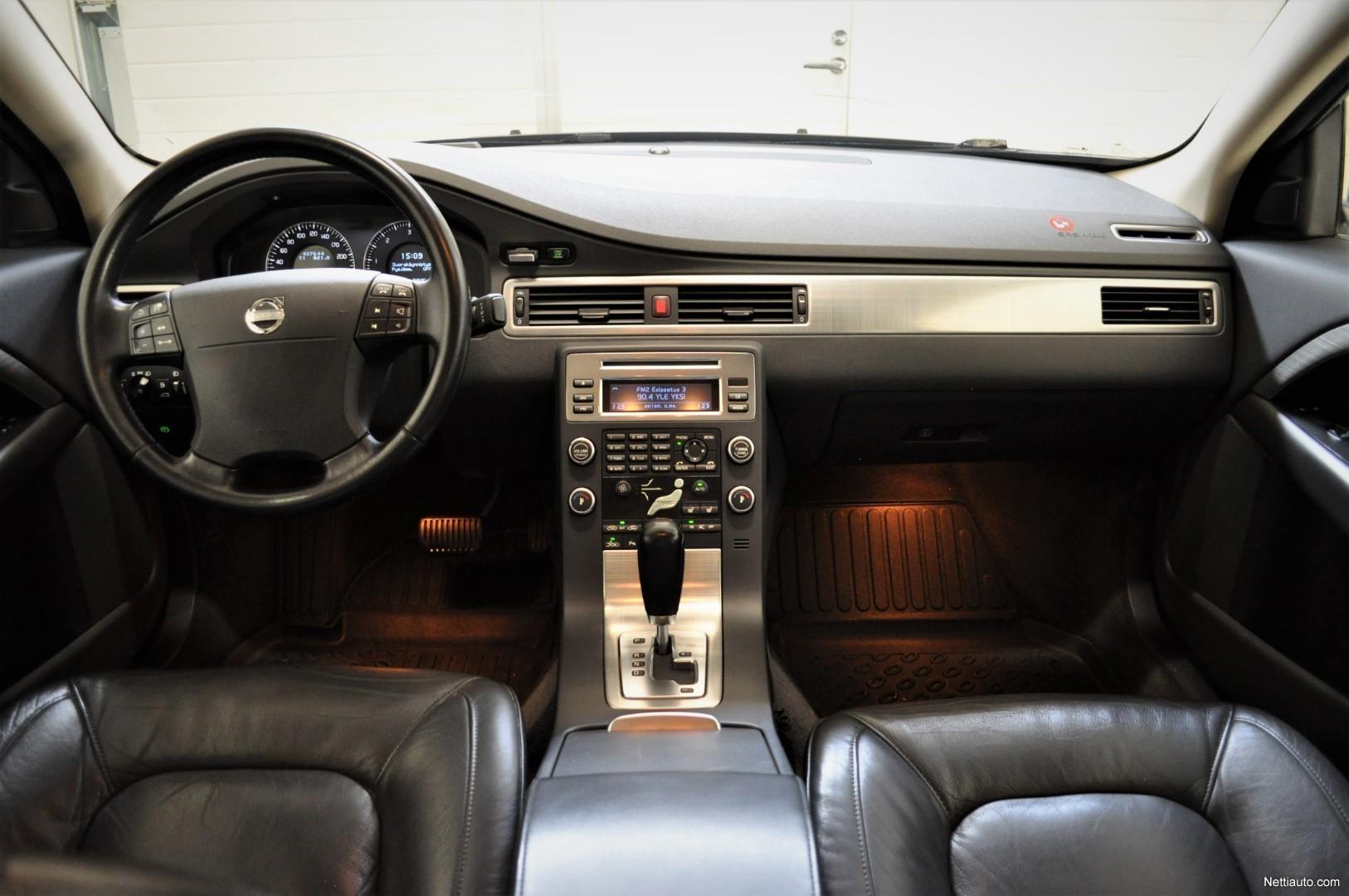 Volvo S80 D5 Awd Momentum Aut Hieno 1 9 Korko Kotiinkuljetus