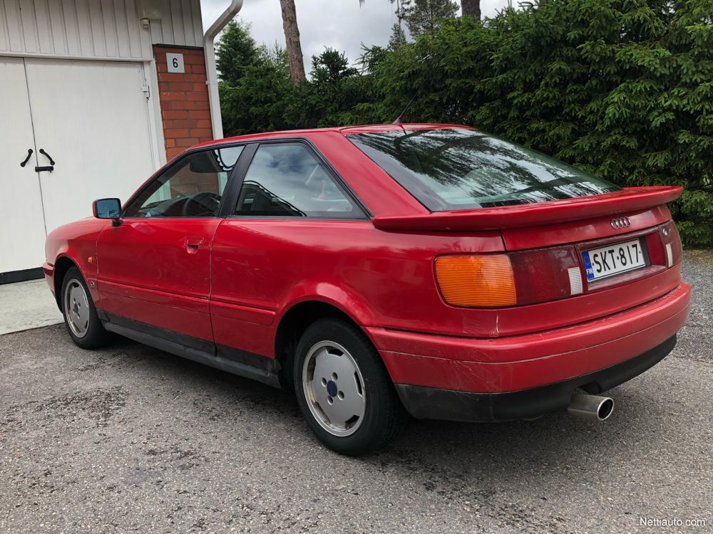 Audi Coupe 2.3 2d Coupé Coupé 1989 - Vaihtoauto - Nettiauto
