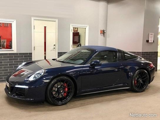 Porsche 911 9912 Targa 4 Gts Pdk Kaksivärinen