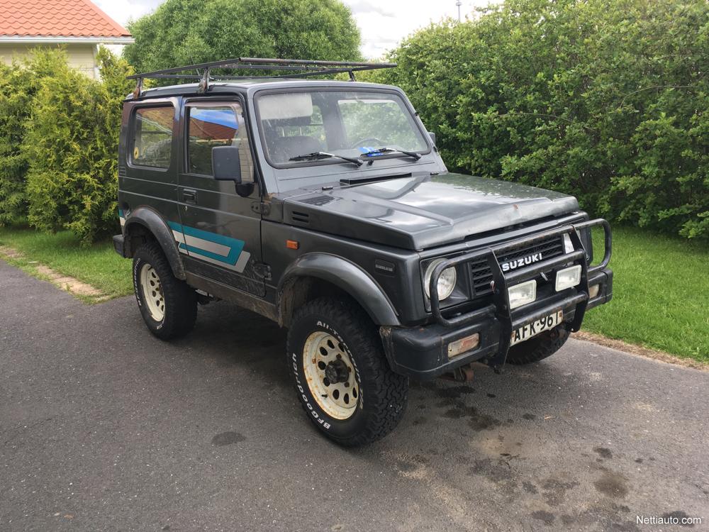 Suzuki Maastoauto