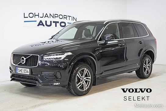 Volvo Xc90 D5 Awd R Design Aut