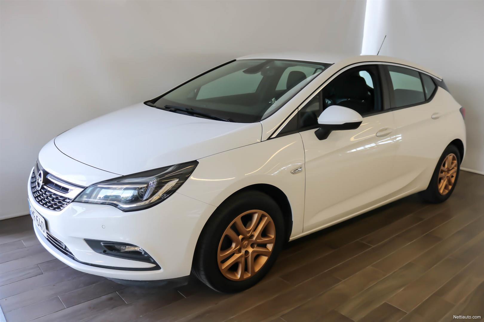 Opel Astra Automaattivaihteisto