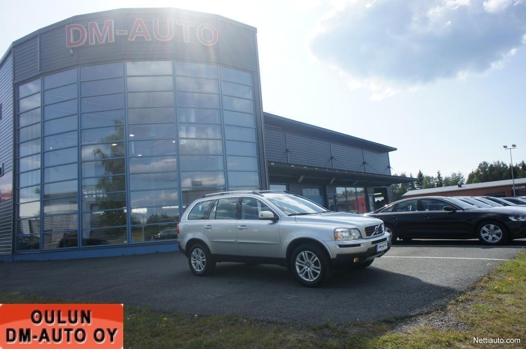 Volvo Xc90 2 4 D5 A Awd 7 H Webasto Xenon Koukku