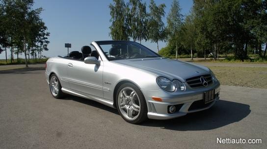 Mercedes Benz Clk 63 Amg Mb Clk 63 Amg Cabriolet