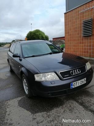 Audi A6 2 8-30 Avant Quatt A