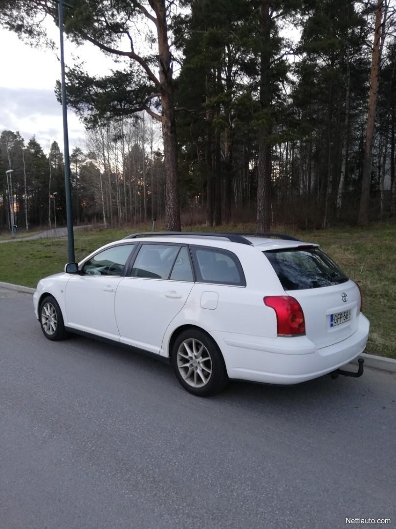 Toyota Avensis 1 6 VVT-i Terra Wagon