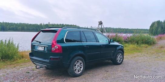 Volvo Xc90 D5 Awd Summum 5h A Maastoauto 2003 Vaihtoauto