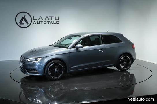 100% aito koko 7 valtuutettu sivusto Audi A3 2.0 TDI 110kw * Bang&Olufsen * Adapt. vak. * Keyless ...