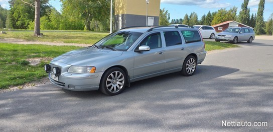 Volvo V70 2 4d Classic Sportswagon Geartr Faselift Erittain Hyva Juuri Katsastettu Myos Vaihto
