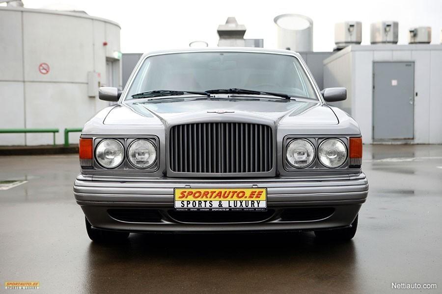 Bentley Turbo R >> Bentley Turbo R Turbo Rl Porraspera 1996 Vaihtoauto