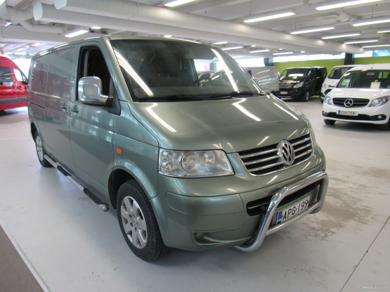 Volkswagen Transporter #1 OMISTAJA#ALV#WEBA#2 5TDI AUT 96KW