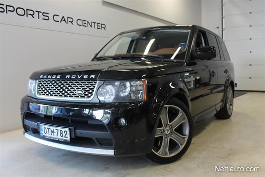 Range Rover Sport Autobiography >> Land Rover Range Rover Sport Tdv6 Autobiography Webasto Navi Bluetooth Nahat