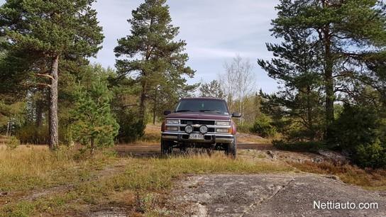 Chevrolet Suburban K2500 4x4 Silverado