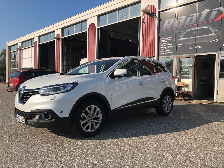 Renault Kadjar 2017 >> Renault Kadjar Energy Tce 130 Zen 4x4 2017 Used Vehicle