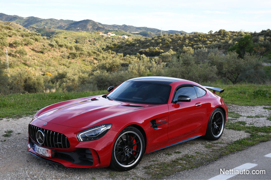 Amg Gt R >> Mercedes Benz Amg Gt R Coupe 2018 Vaihtoauto Nettiauto
