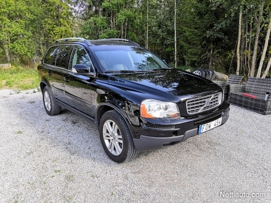 Volvo Xc90 D5 Awd 5h 136kw A