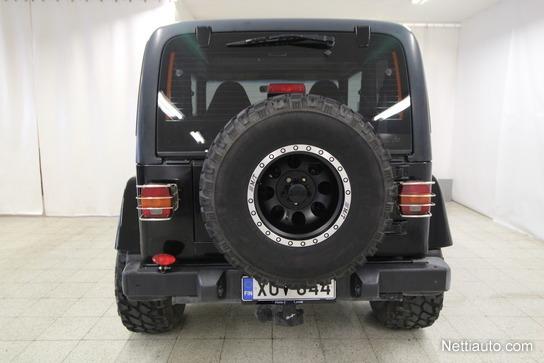 Jeep Wrangler Off Road >> Jeep Wrangler 4 0 Sport 3d Super Hieno Myos Offroad