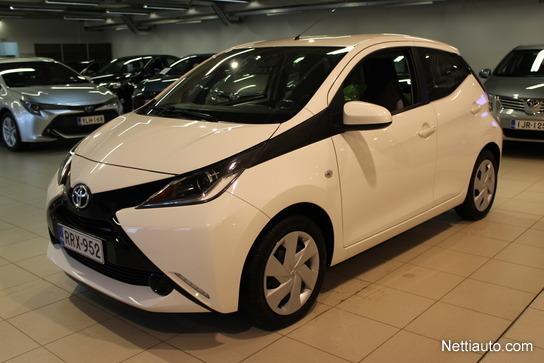 Toyota Aygo 1,0 VVT-i x-play 5ov