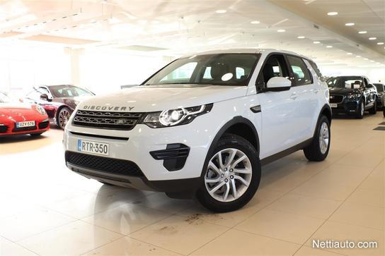 Range Rover Discovery Sport >> Land Rover Discovery Sport 2 0 Td4 150 Se Business Aut