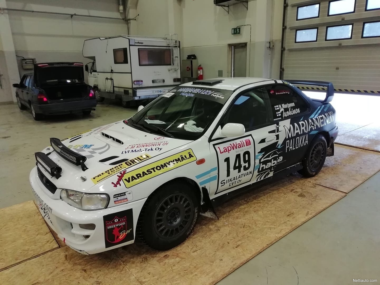 Subaru Race Car >> Subaru Impreza Sti Ra Racing Vehicle 2000 Used Vehicle