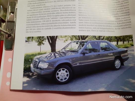 D And D Auto >> Mercedes Benz E 200 Dsl 4d Ikaluokkansa Aatelia Vaittaisinpa