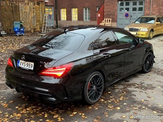 Mercedes Cla 45 Amg For Sale >> Mercedes Benz Cla 45 Amg Rahoitus Alkaen 598 Kk Korko 0 89
