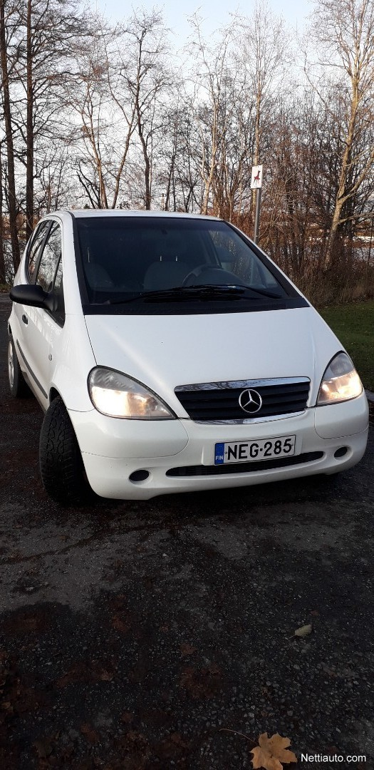 Mercedes Benz A 170 Cdi Classic 5d Hatchback 2000 Used Vehicle Nettiauto