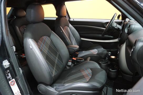D And D Auto >> Mini Paceman Cooper D All4 A Suomi Auto Neliveto Rattivaihteet Bluetooth