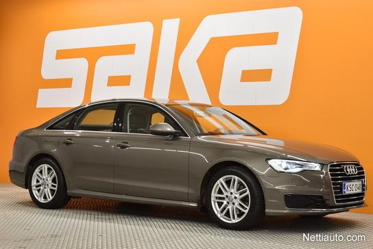 myynti vähittäiskauppias melko mukava koko kokoelma Audi A6 Sedan Business Sport 2,0 TDI 140 kW ultra S tronic ** Suomi-auto /  Nahka-alcantara / Sporttipenkit / Lohkolämmitin / Sii