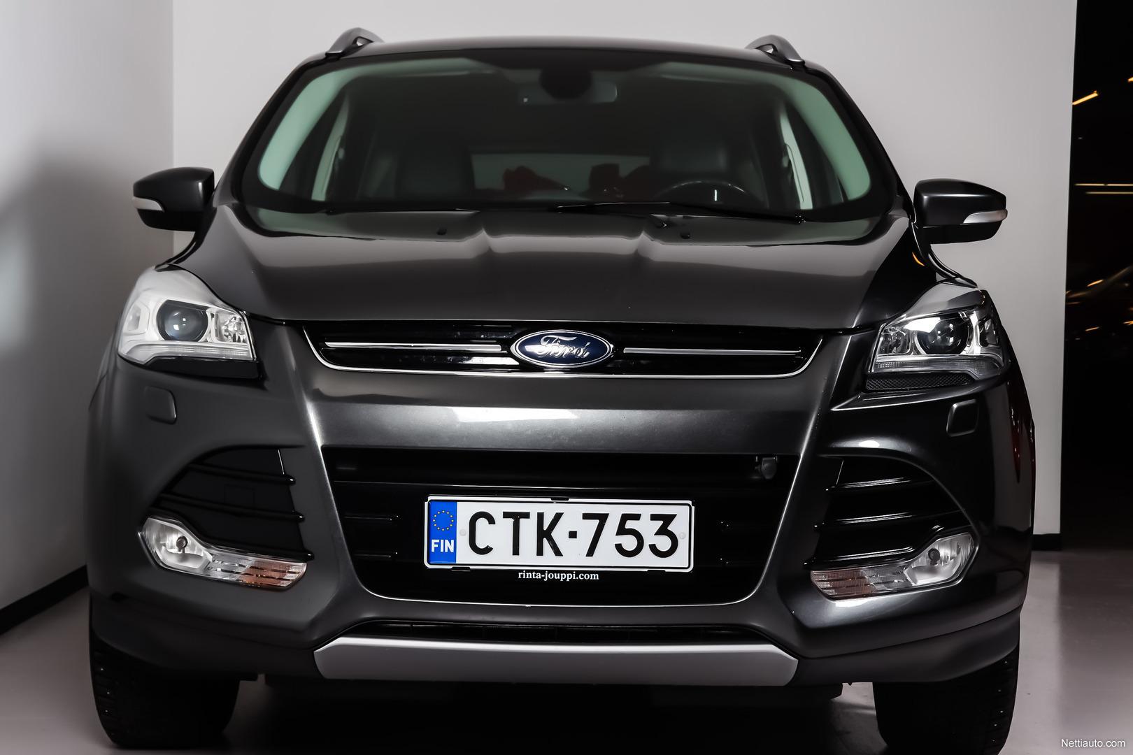 Ford Kuga 2,0TDCi 180 PowerShift AWD Titanium - Neliveto ...