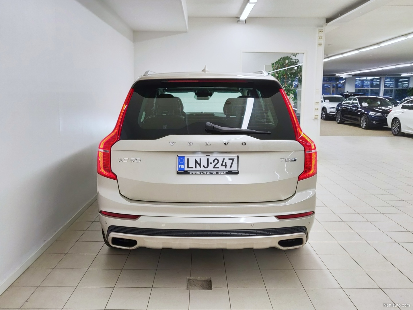 Volvo Sports Car >> Volvo Xc90 T8 Twin Engine Awd Inscription Hud Adaptive Cruise Tuuletus Hierovat Istuimet B W 360 Kamera
