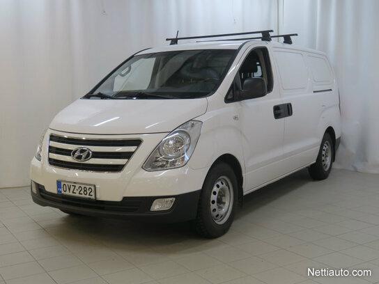 Van Roof Racks >> Hyundai H1 Van Grand Starex 2 5 Cdti Rahoiyus Jopa Ilman Kasirahaa