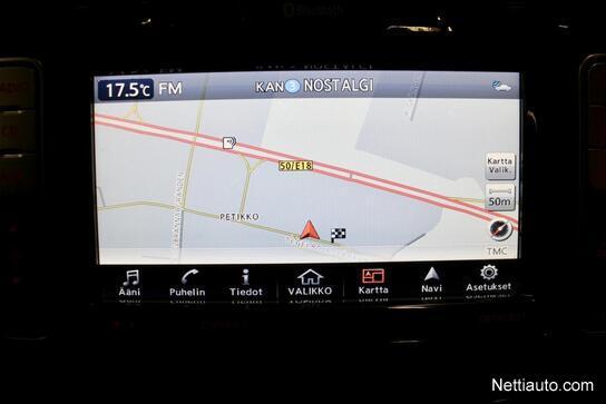 Nissan Leaf Leaf Black Edition 30 Kwh 360 Kamera Aux Liitanta