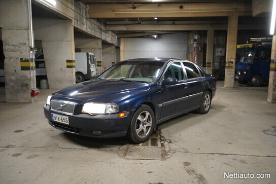 Volvo S80 2017 >> Volvo S80 2 4 4d 125kw A
