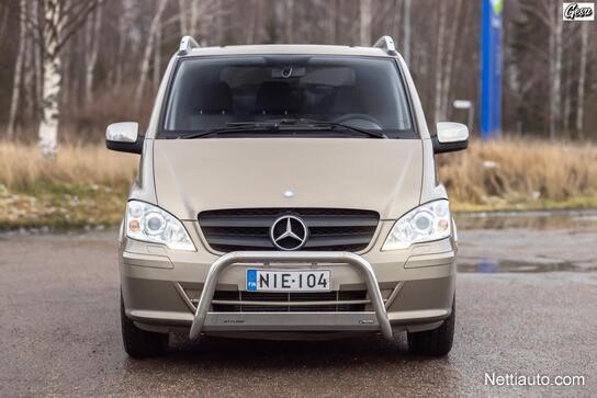 4X4 Sprinter Van For Sale >> Mercedes Benz Vito 113cdi Automaatti A2 Facelift Hieno Ja Hyvin Pidetty