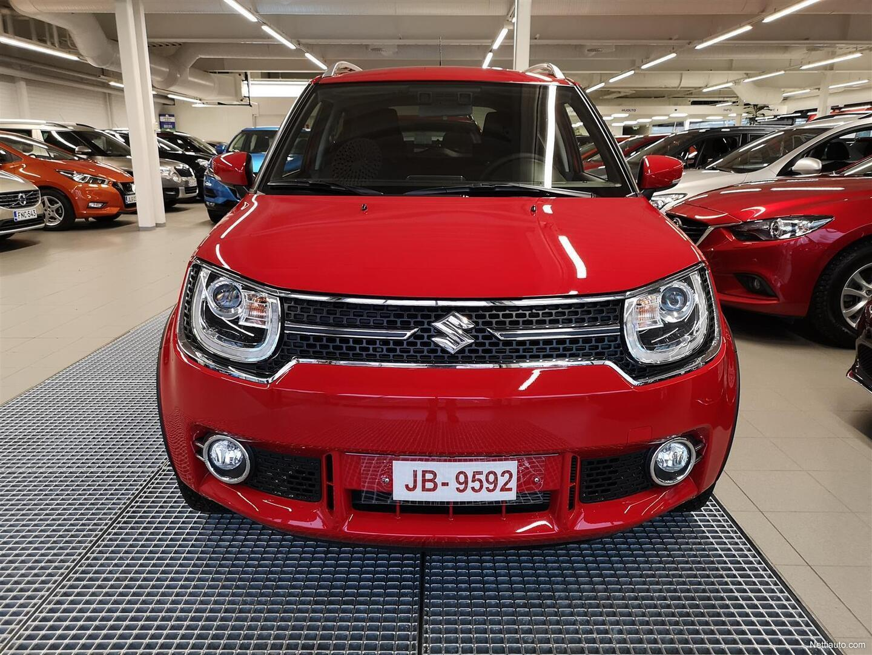 Suzuki Car Dealership >> Suzuki Ignis 1 2 Dualjet 4wd Glx 5mt Hybrid
