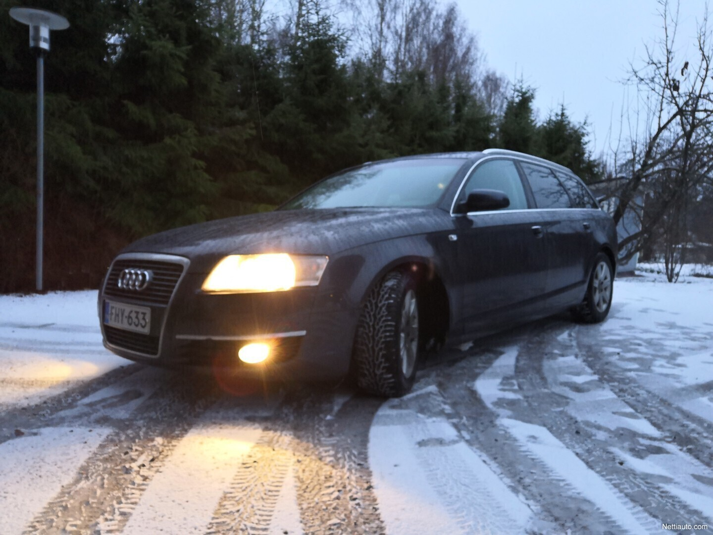 Audi A6 Avant 2018 >> Audi A6 Avant 2 0 Tfsi Business 5d Multitronic