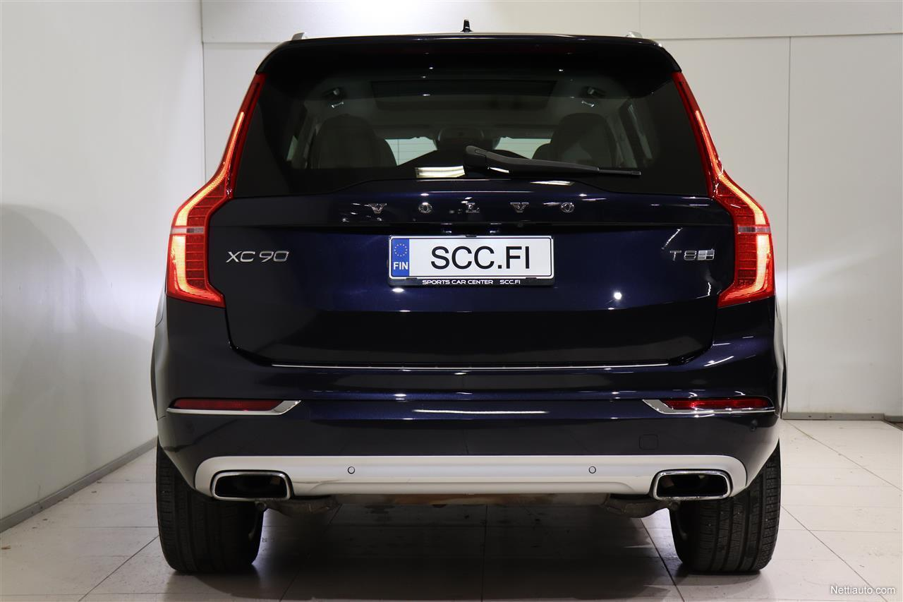 Volvo Sports Car >> Volvo Xc90 T8 Awd Inscription Aut Hud Bowers Wilkins Istuintuuletus Nappanahka 360 Kamera Ilmajousitus