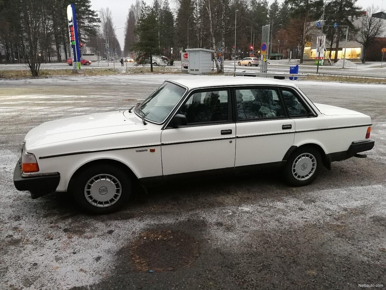 For Sale - 1988 VOLVO 240 GLT ESTATE AUTO (AUTOMATIC 245