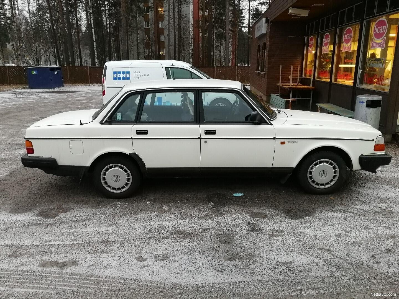 Volvo 240 Porrasperä 1988 - Vaihtoauto - Nettiauto