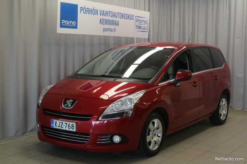 Peugeot 5008 Tekniset Tiedot