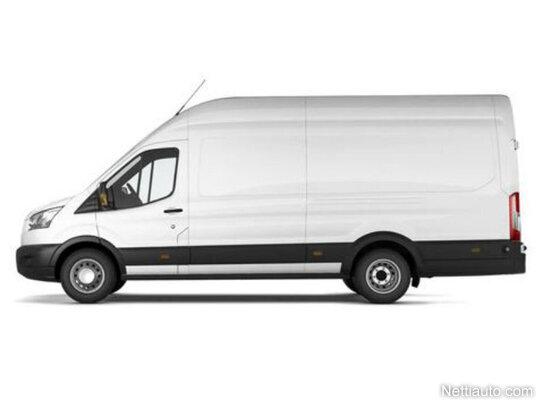 Ford Sprinter Van >> Ford Transit Van 350 2 0tdci 185hv M6 Takavetoinen Trend L4h3 4 1