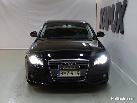 Audi A4 öljynkulutus