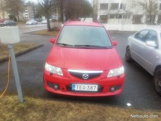 Mazda 3 Sport Vs Touring >> Mazda Premacy 1 8 Touring 5 Ov P20