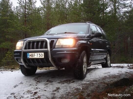 Jeep Grand Cherokee Off Road >> Jeep Grand Cherokee 4 7 V8 Ltd 5d A
