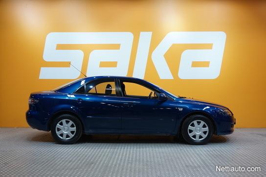 Mazda 6 2 0 Elegance Activematic 4d U12 Suomi Auto Aux In