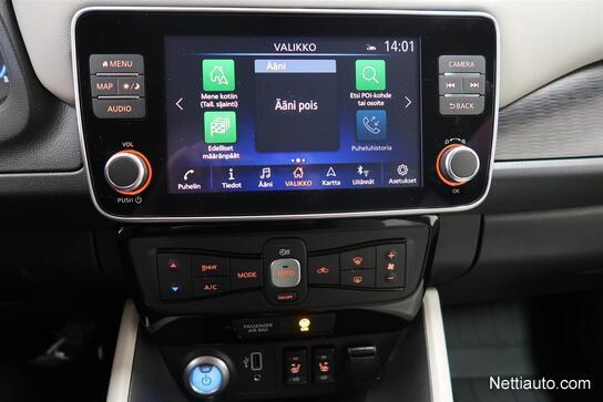 Nissan Leaf Nissan Leaf 62kwh E N Connecta Mpv 2020 Used
