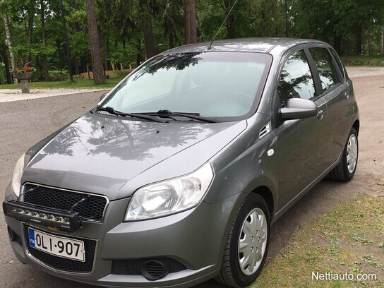 Chevrolet Aveo 1 4 Ls 5 Ov Ac Hatchback 2009 Used Vehicle